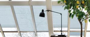 плиссе на мансардные окна