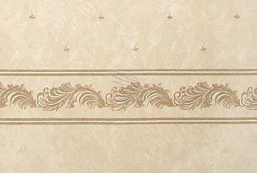 Орнамент-блэкаут-бейж
