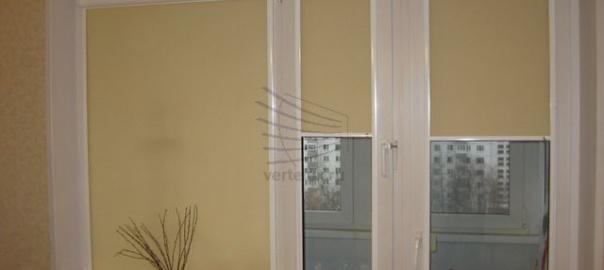 Рулонные шторы респект