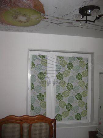 рулонные шторы снизу вверх