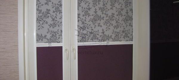 Рулонные шторы с пружиной