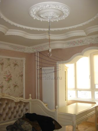 шторы плиссе в комнате