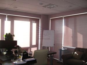 Рулонные шторы для офиса