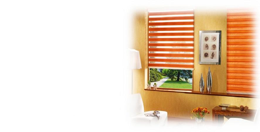 рулонные шторы zebra box