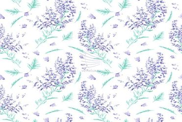 Seamless watercolor pattern