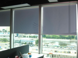 Рулонные шторы BO в Москва сити