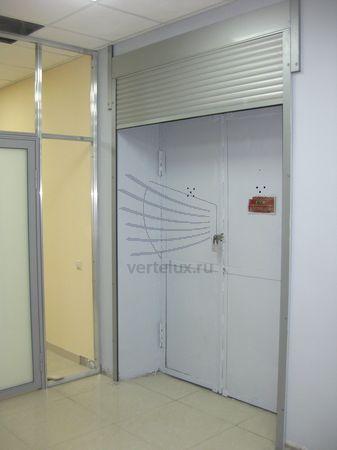 Рольставни на лифт